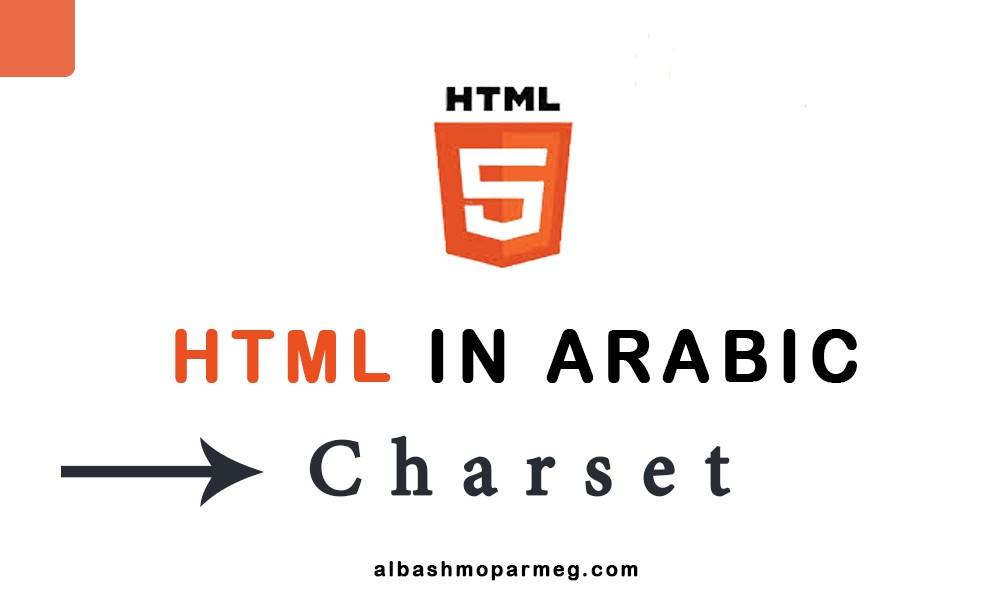 html charset